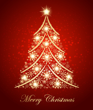Superior Vector Set Of Christmas Cards Backgrounds Art