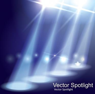 spotlight background shiny sparkling modern 3d sketch