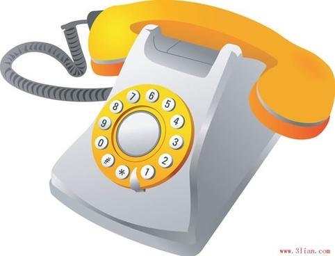 vector technology communications phone vector