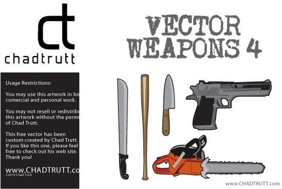 Vector Weapons 4