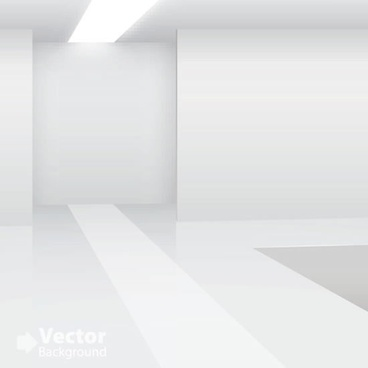 vector white space to display