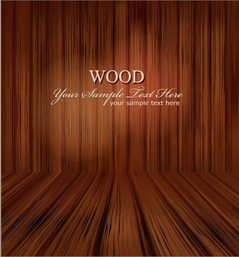 wood plank background modern brown 3d design