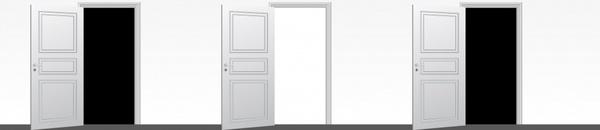 vector wooden security doors