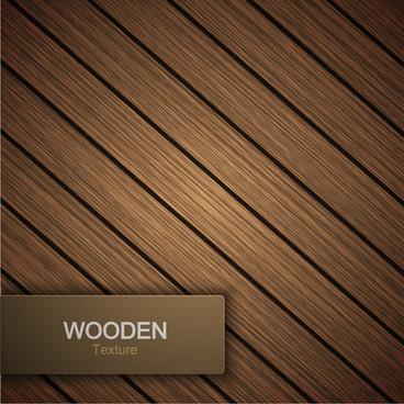 vector wooden texture background art