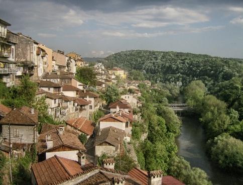 veliko turnover bulgaria town