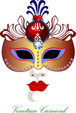 venetian carnival mark