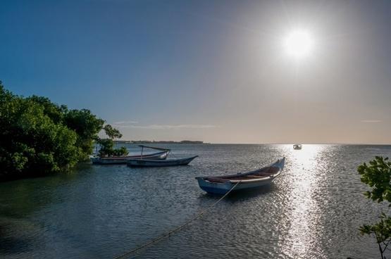 venezuela sunset sun