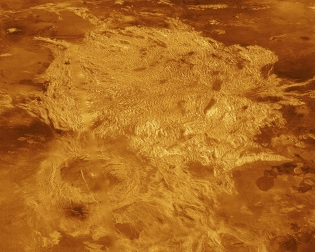 venus planet surface