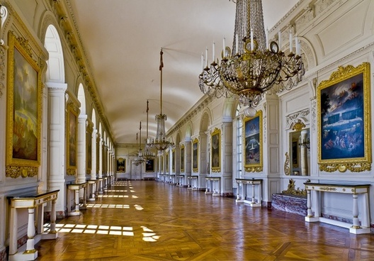 versailles france cotelle gallery
