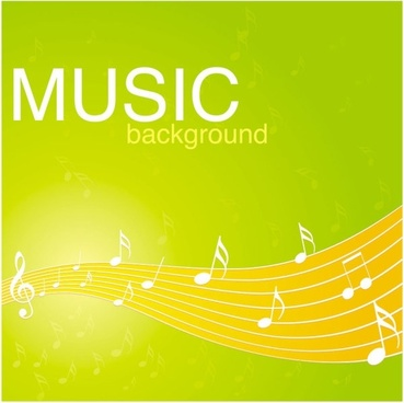 vibrant music background pattern 02 vector