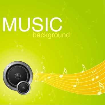 vibrant music background pattern 05 vector