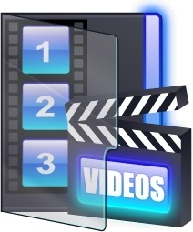 Video and film folder
