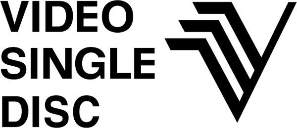 video single disc