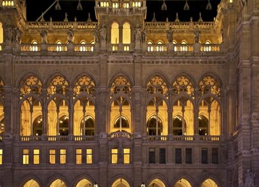 vienna austria city hall