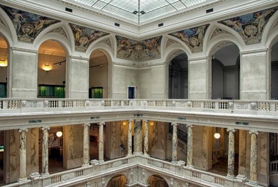 vienna austria hofburg palace