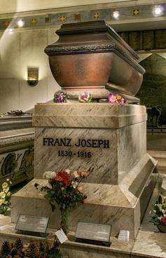 vienna austria sarcophagus