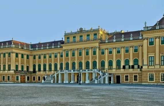 vienna austria schonbrunn castle