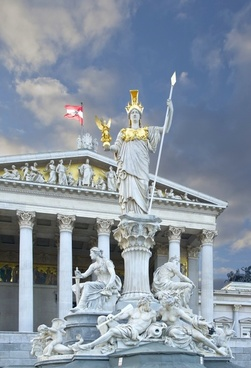 vienna austria sky