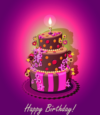 Birthday Cake Free Vector Download 1 848 Free Vector For Commercial Use Format Ai Eps Cdr Svg Vector Illustration Graphic Art Design