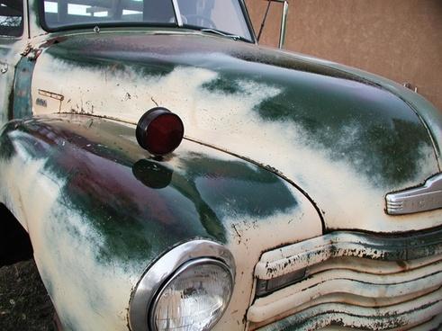 vintage chevy truck