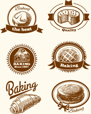 vintage food labels creative