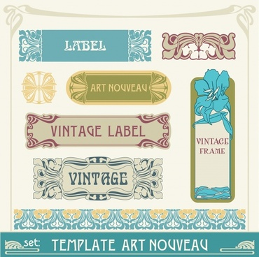 vintage lace border vector banner