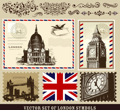 vintage london tour elements