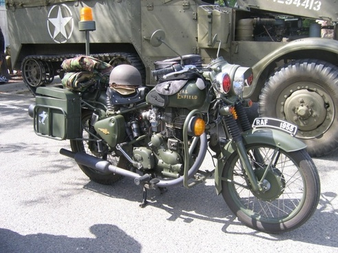 vintage military vehicles