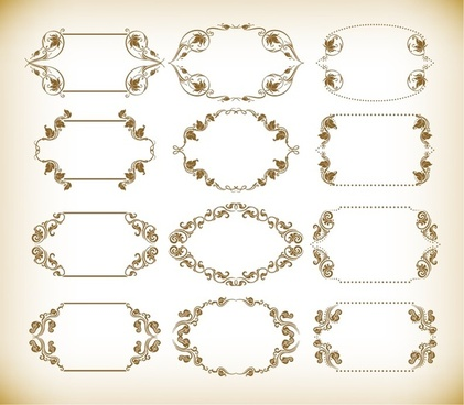 Vintage wedding frame free vector download (12,111 Free vector) for ...