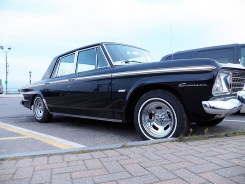 vintage studebaker car
