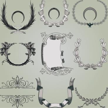 Vintage symbol fonts free vector download (34,494 Free