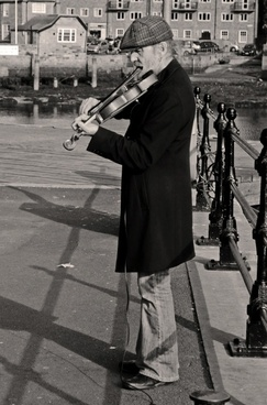 violinist violin music