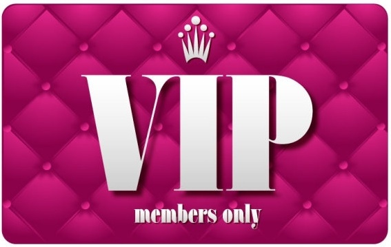 vip card 01 vector