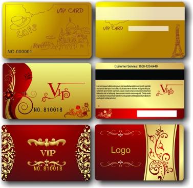 vip members cards
