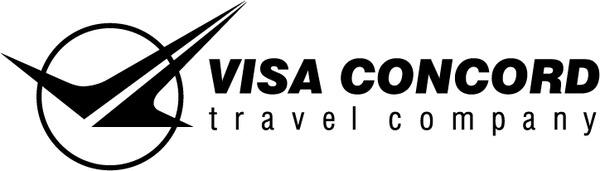 visa concord