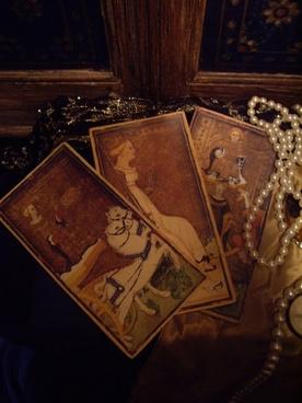visconti tarot cards