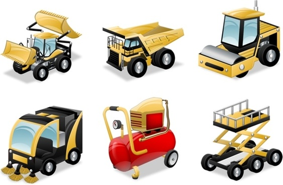 vista construction icons icons pack