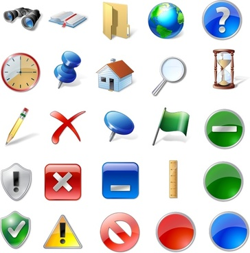 Vista Style Base Software icons icons pack