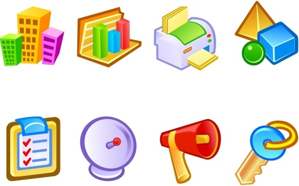 Vista Style Objects  Icons icons pack