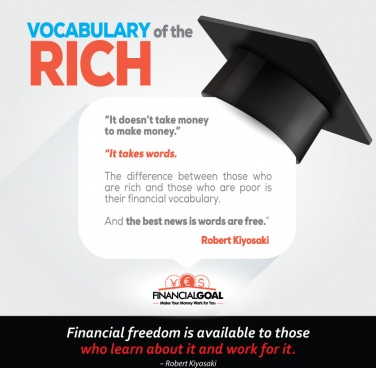 vocabulary of the rich