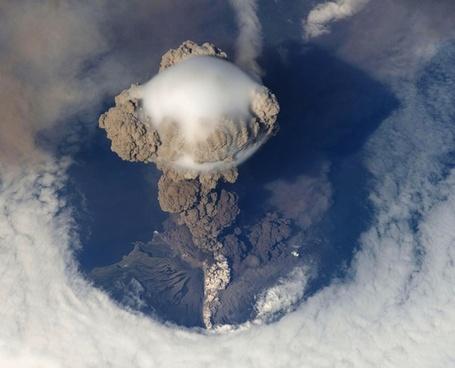 volcanic eruption eruption volcano