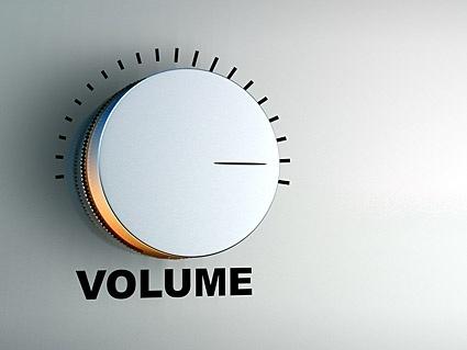 volume control picture