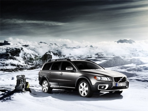 volvo xc70 highdefinition picture