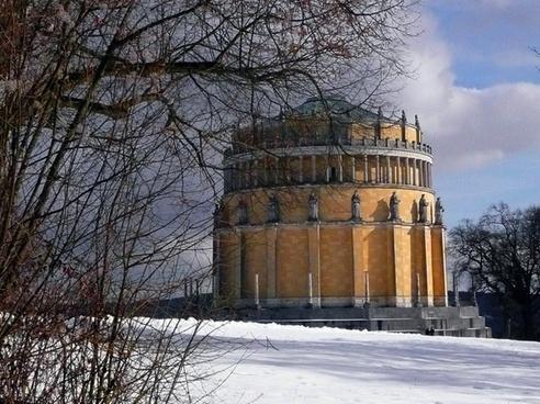 walhalla historic kelheim