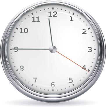 Wall clock vector download free vector download (1,286 Free vector