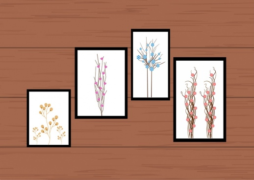Wall Decoration Free Vector Download 28 829 Free Vector For