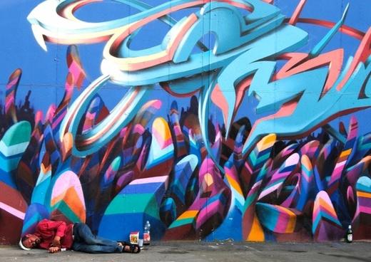 wall graffiti image