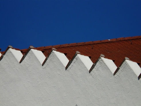 wall home roof