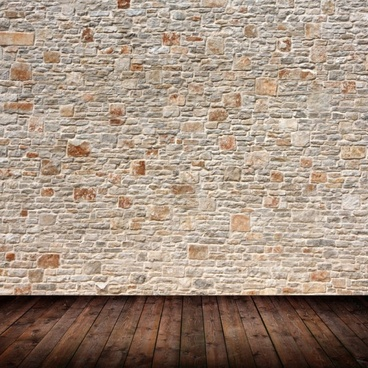 wall texture and wood highdefinition picture