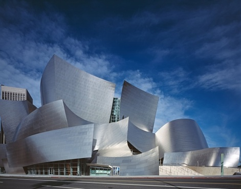 walt disney concert hall architecture building